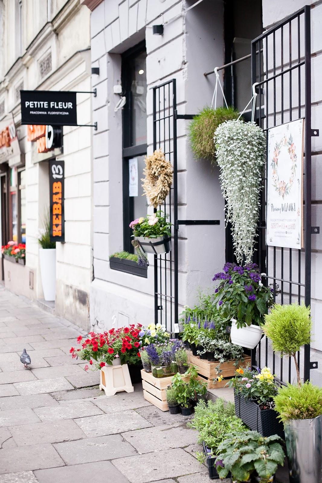 Цветочные магазины Кракова