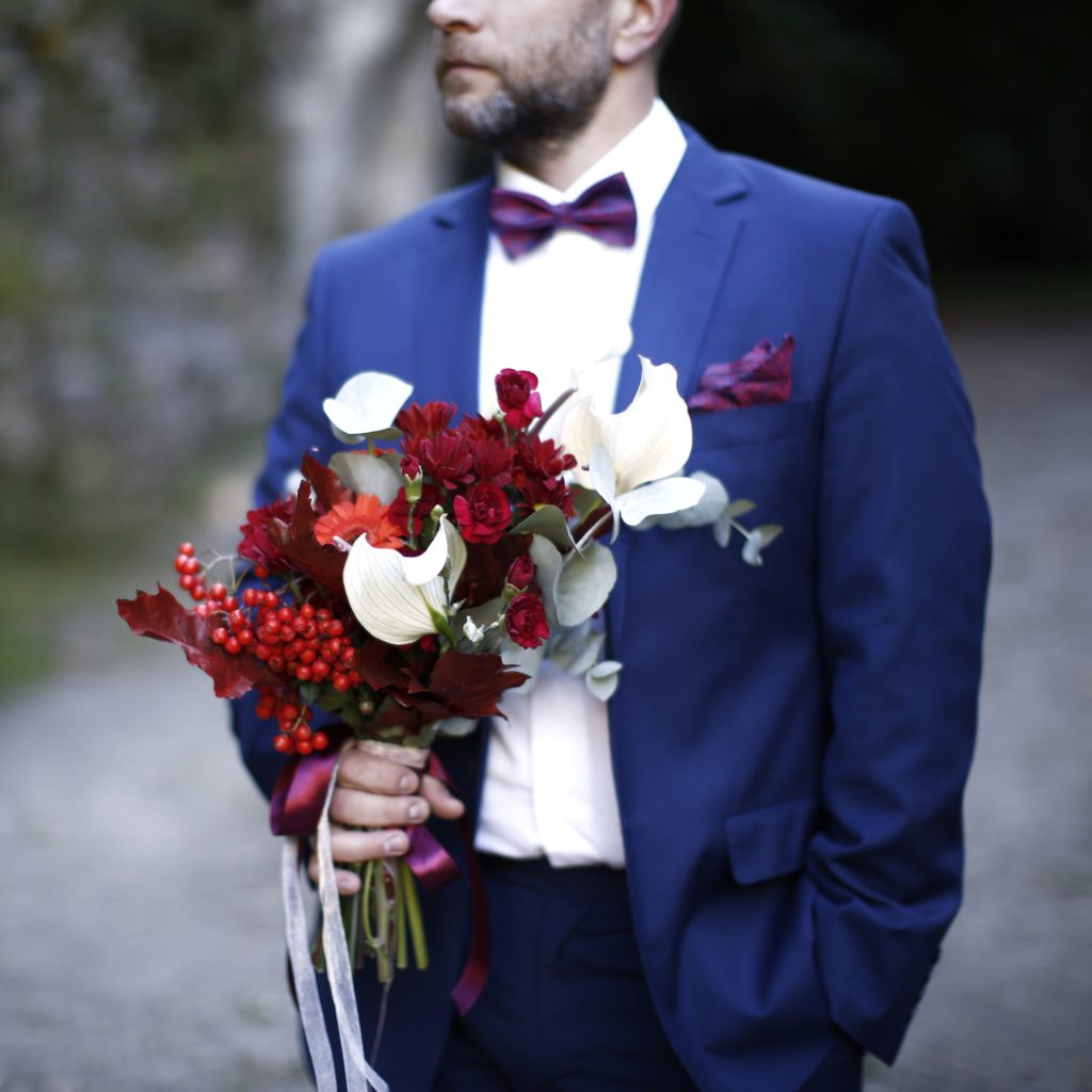 Блог о флористике Маши Кравченко | флористика в Польше| Свадьба в Польше | научиться флористике в Польше, свадебный букет, букет невесты, бордовый букет, антуриум в букете