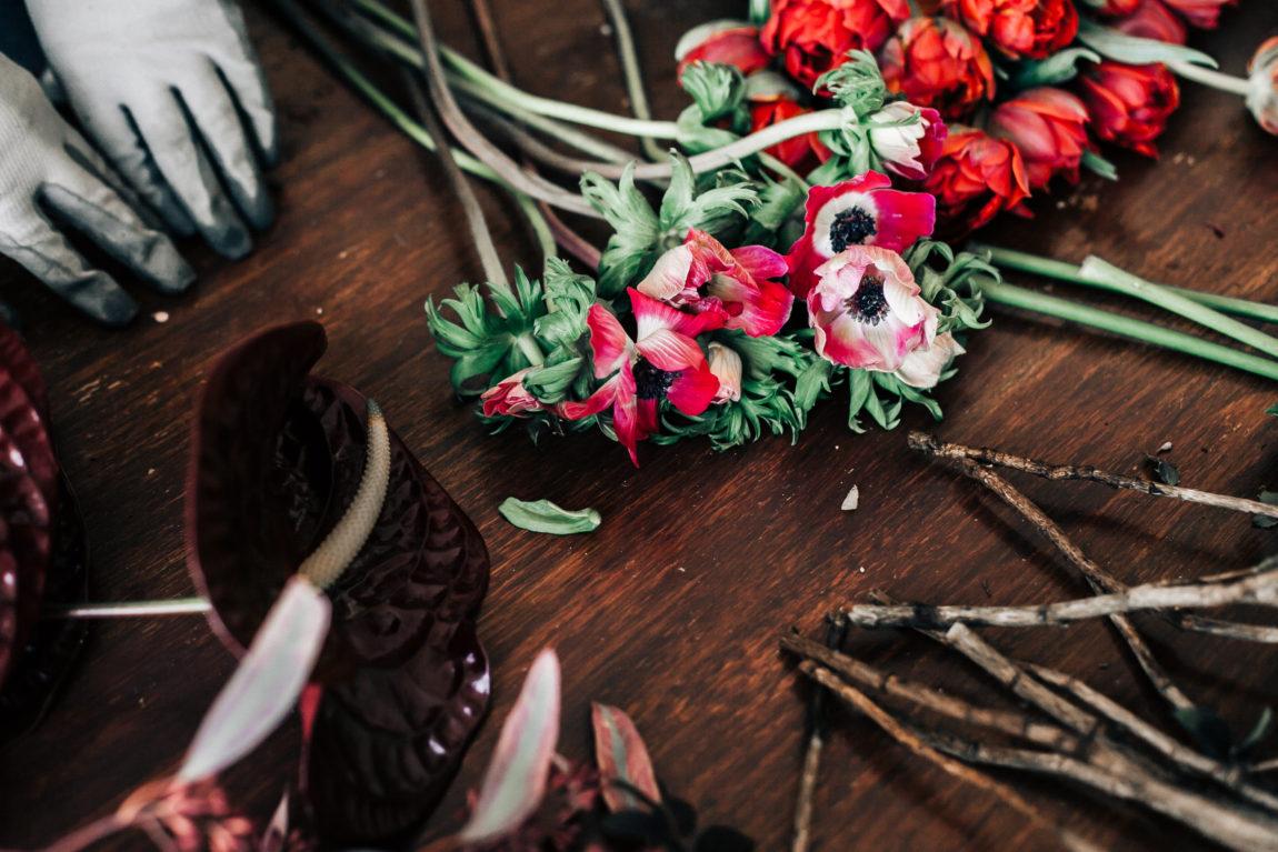 Блог о флористике Маши Кравченко, как стать флористом, с чего начать флористу, основы композиции во флористике, основы колористики во флористике