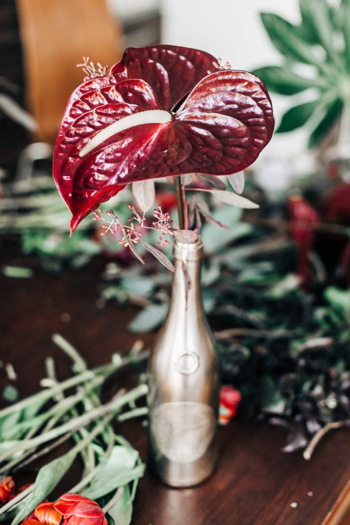 Блог о флористике, Маша Кравченко флорист, мк по флористике, как создать цветочную композицию