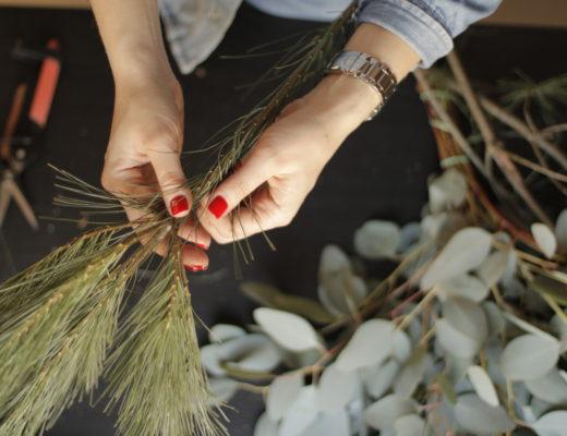 блог о флористике, базовый набор инструментов для флориста