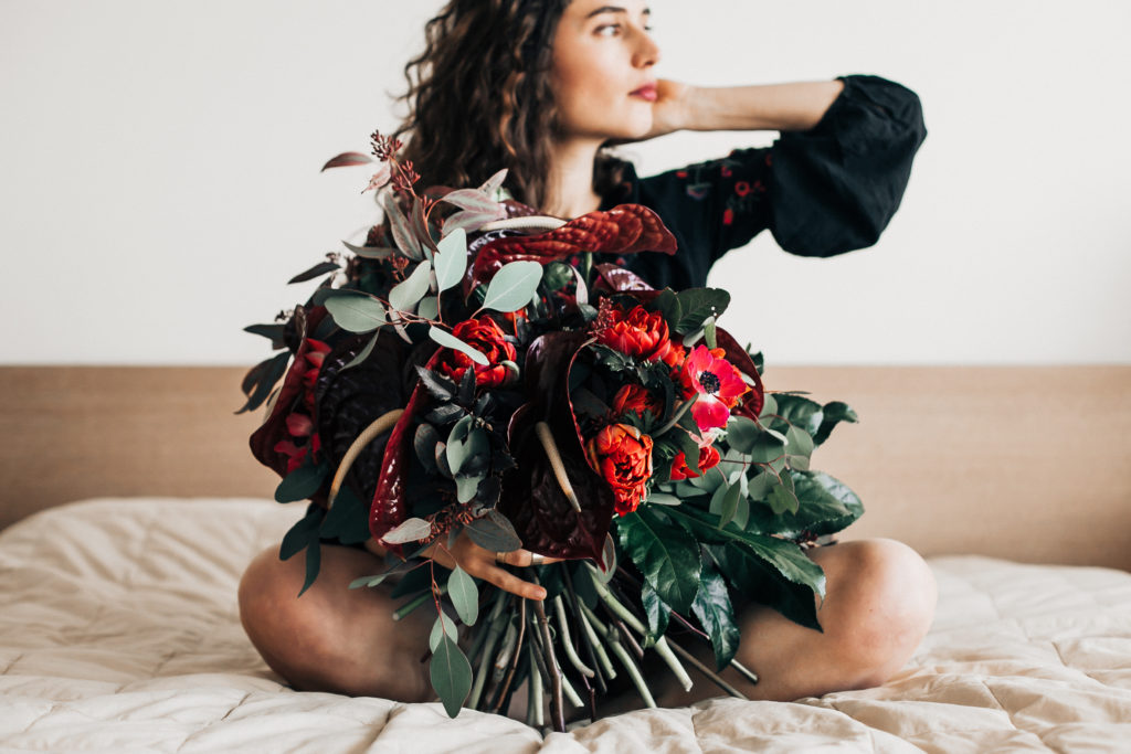 Блог о флористике Маши Кравченко