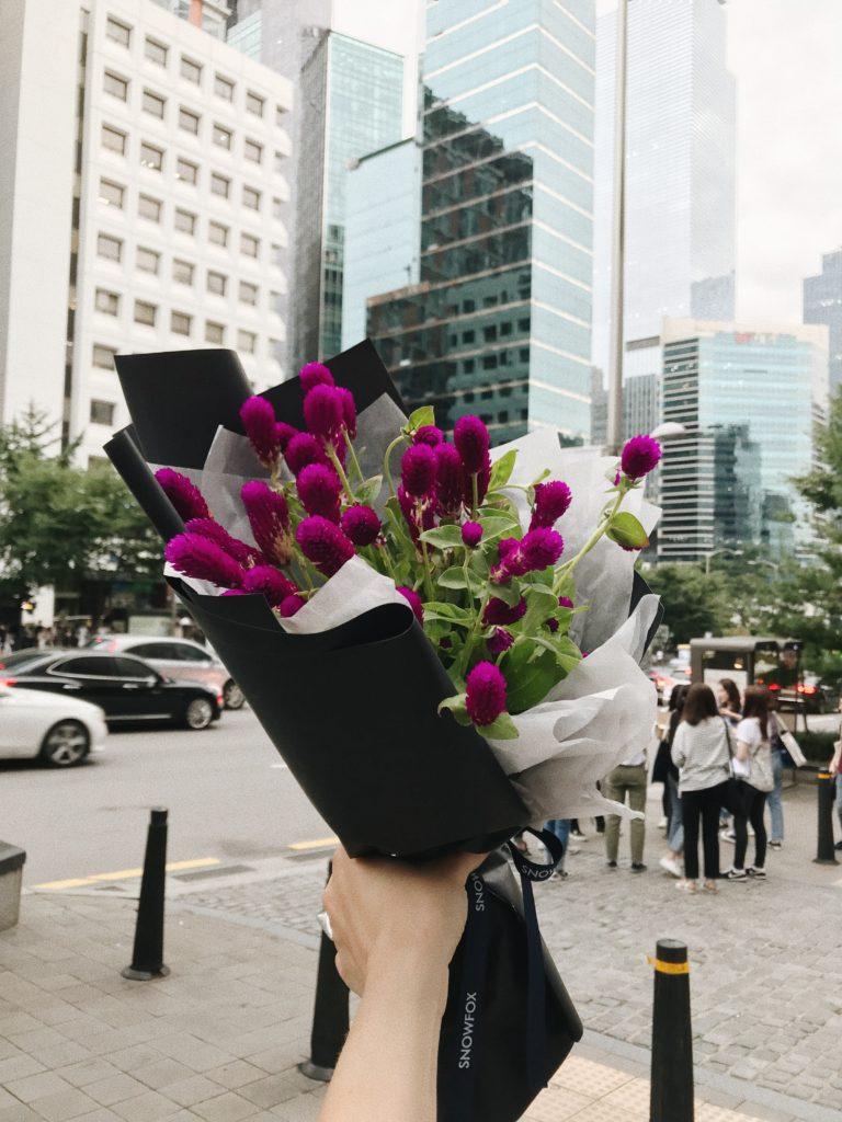 Цветы лучше упаковка