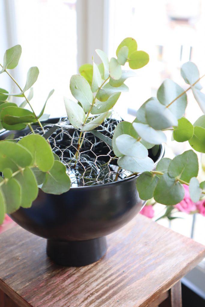 как работать с флористической сеткой